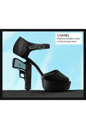 black Chanel shoes - black Chanel shoes - black Chanel shoes - black Chanel shoe