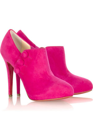pink pink booties Marc Jacobs shoes - pink pink booties Marc Jacobs shoes