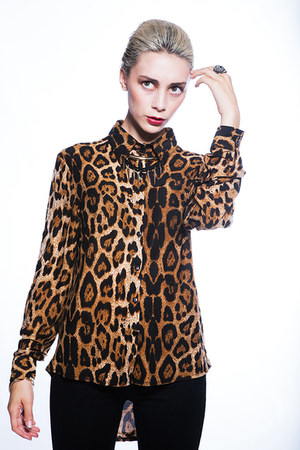 Violet Boutique blouse