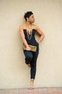 Black-image-jumper-gold-just-fab-heels-gold-forever-21-necklace