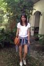 Tawny-mumi-bag-bag-navy-maong-thrifted-shorts
