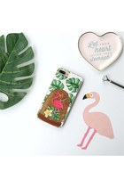 flamingo the85stylepeople iphone case