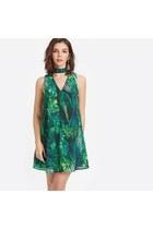 v-neck dress the85stylepeople dress
