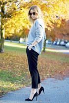 Aritzia sweater - black Aritzia pants