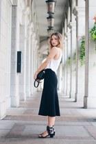 Zara skirt - Aritzia top