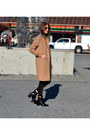 Black-patent-booties-zara-boots-tan-h-m-coat