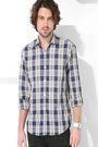 Blue-hartford-tartan-check-shirt-shirt