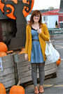 Mustard-forever-21-sweater-polka-dot-jcpenney-tights