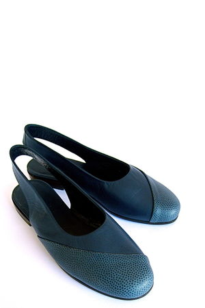 blue Lauro Righi shoes