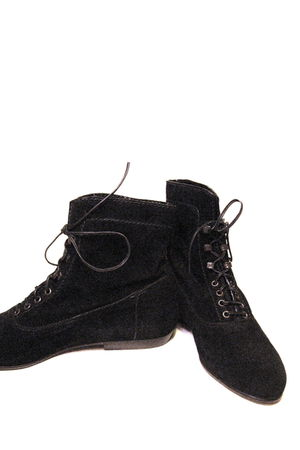 black Lauro Righi boots
