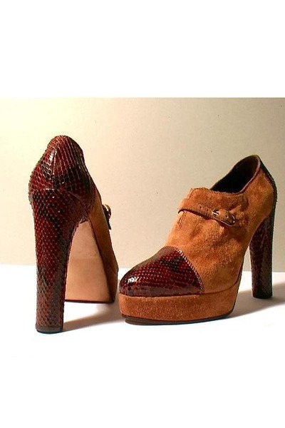 brown Lauro Righi shoes - brown - brown