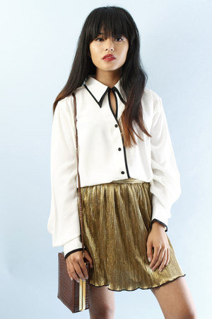 Yves St Clair blouse