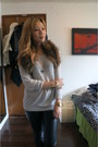 Ivory-community-sweater-black-wilfred-leggings