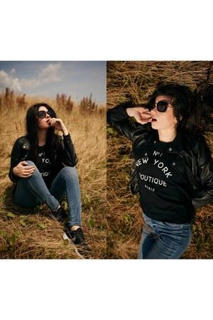 Mango jeans - River Island t-shirt