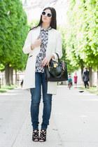 Massimo Dutti jeans - prima moda heels