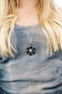 Black-song-yee-designs-necklace-turquoise-blue-turquoise-song-yee-designs-ring