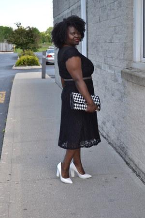 Macys dress - Forever 21 heels