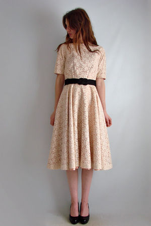 white jeanne darc dress