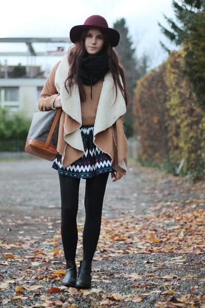 Anna Field Boots - brown vEShlAk