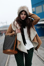 Ivory-zara-top-black-anna-field-boots-faux-fur-h-m-hat-camel-jacket
