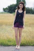 Primark shorts - Primark top