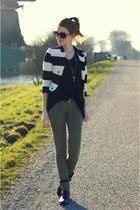 H&M blazer - Primark jeans