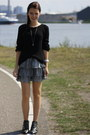 Black-studs-zara-boots-black-knitted-h-m-sweater-white-h-m-skirt