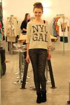 Mango top - Vila jeans