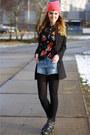 Alysa-boots-oneill-hat-h-m-blazer-h-m-shorts-nichi-kenzaa-top