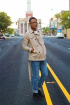 tan Topman jacket