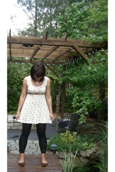 Nine West shoes - Charlotte Russe dress