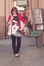 Black-motel-dress-black-h-m-jeans-off-white-h-m-bag-red-zara-cardigan-bl