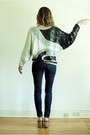 Black-skinny-seven-for-all-mankind-jeans-white-vintage-blouse-tawny-vintage-