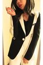 Black-and-white-blazer-black-black-cashmere-ysl-top