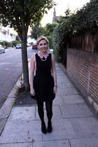 pinny Topshop dress