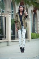 Isabel Marant jeans - Joie shoes - Isabel Marant jacket