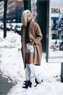 Navy-booties-buckle-tibi-boots-light-brown-camel-wool-coat-jnby-coat