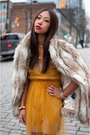 Gold-rodarte-for-target-dress-black-bcbg-boots-beige-h-m-coat