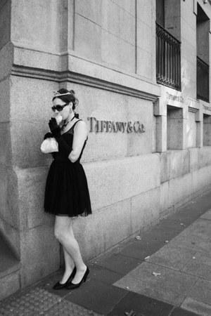 black El Armario de Lulu necklace - black Geox shoes