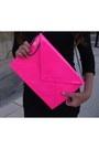 Shocking-pink-zara-bag-lbd-zara-dress-bershka-pumps