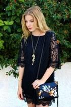 green Rebecca Minkoff purse - blue Rebecca Minkoff purse
