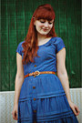 Blue-vintage-dress-camel-target-tights-tawny-thrifted-belt