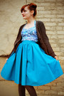 Turquoise-blue-vintage-skirt-tawny-oxford-modcloth-boots