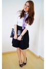 Clutch-asos-bag-tie-pasarela-necklace-midi-skirt-picnic-skirt