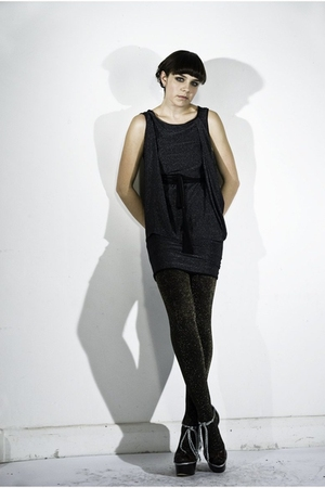 black Nico Didonna dress