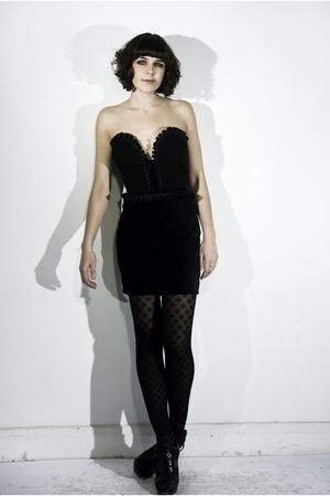black Hartnett&Pope dress