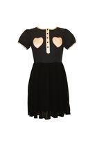 Black-tofu-dress