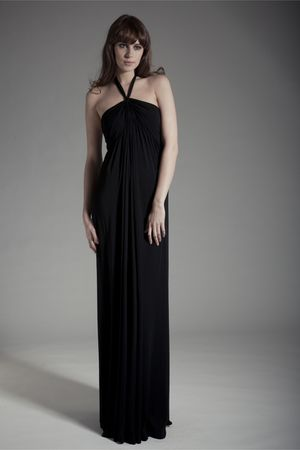 black Oscar London dress
