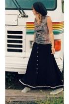 maxi Retro skirt
