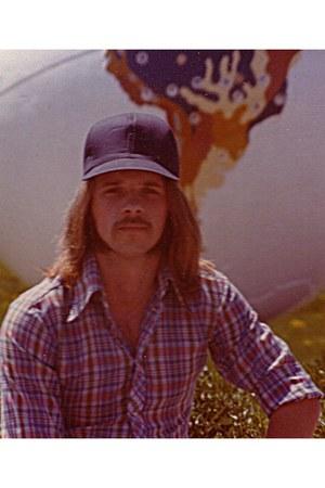 plaid Retro shirt - snapback Retro hat
